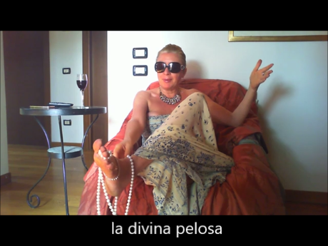 divina pelosa video youtube vere e false mistress come riconoscerle